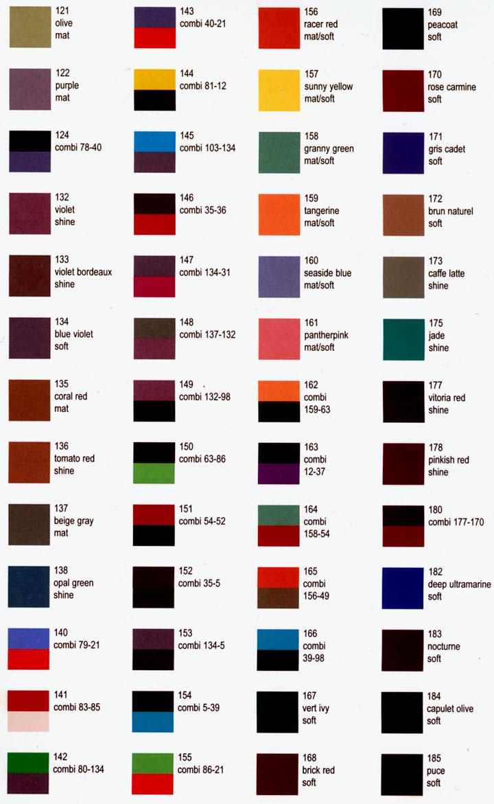 Fine eyewear glasses optician air titanium designer frames color chart nvjuhfo Choice Image